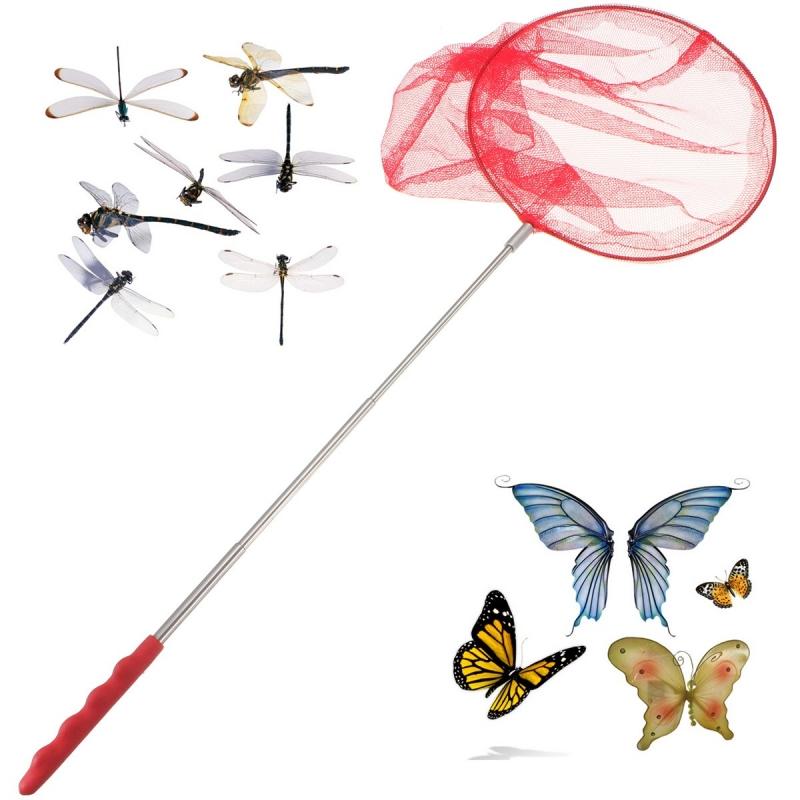 Как сшить сачок для ловли бабочек 18