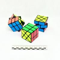 Кубик Головоломка Необычной формы Цветной № 336/339