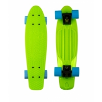 "Пенниборд круизер Ridex 22""x6"" ABEC-7 Winner/Fighter/Berry"