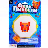 Аква Пиксели 100 деталей  Трансформер