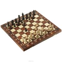 Игровой Набор 3в1 Шахматы Шашки Нарды, 29х29см, S3029