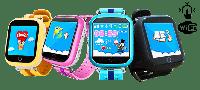 Smart baby Q100 WiFi Games детские часы сенсорные