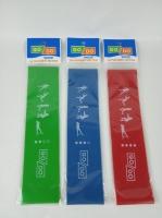 Набор 3в1 Эспандер-петля для фитнеса GO DO WIDE ширина 7,5см. № 2-3-4