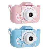 Детская фотокамера Children's Fun Camera Кошечка Cute Kitty