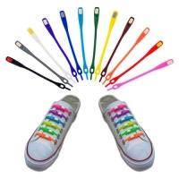 Силиконовые шнурки для обуви 8+8