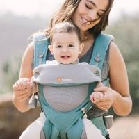 Эрго рюкзак хипсит Ergobaby 360 Cool Air Baby Carrier переноска для ребенка