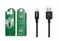 Кабель Hoco X14 Micro USB Times Speed Charging cable(L=1M)