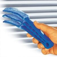 Чудо - щетка для чистки жалюзи и радиаторов