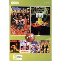 Картридж Sega 18в1 BARE KNUCKLE / RAMBO 3