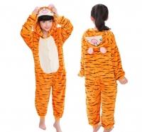 Пижама Кигуруми Тигра размер 105 (120см)