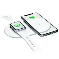 Беспроводное зарядное устройство Baseus Smart 2in1 For Phone+Watch