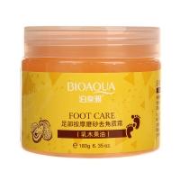 Скраб для ног BioAqua Foot Care с маслом ши и авокадо