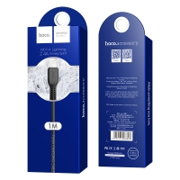Кабель Hoco X20 Apple USB Times Lightning Charging cable(L=1M)