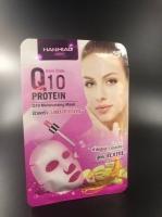 Тканевая Маска для лица Hanmiao Q10 Protein 30g