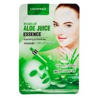 Тканевая Маска для лица Hanmiao Aloe Juice Essence 30г