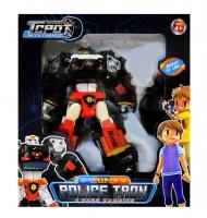 Робот - трансформер Police Tron 4в1