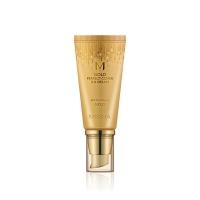ББ-крем с идеальным бархатным покрытием M Gold Perfect Cover BB Cream SPF42 PA+++  50мл Missha