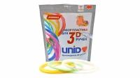 Набор пластика для 3D ручек PLA-F3  (по 10м. 3 цвета) Светящиеся