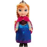 Кукла Холодное Сердце Frozen Анна или Эльза 35см Музыкальная
