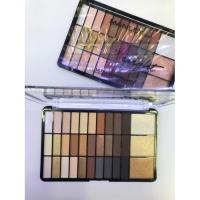 Тени для век Manley Beauty Day to Night Ultra 33 цвета
