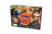 Sega Super Drive Teken (50-in-1) (9V) Black.