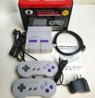 Игровая приставка Super Mini SN-02 HDMI 821 8bit Games + SD Card
