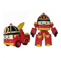 Robocar Poli Герой Пожарный Рой 1шт