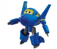 Супер Крылья Super Wings Герой Трансформер Джером 1шт