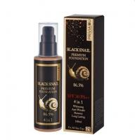 Тональный крем Black Snail Premium Foundation SFP 30 PA++