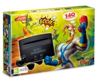 Sega Super Drive Jim (140-in-1)