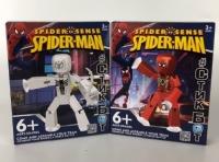 Стикбот Spider-Man Человек Паук 1 герой