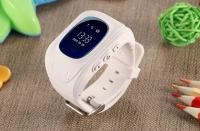 Часы детские SmartBaby q50 с GPS Белые
