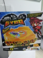 Арена Бейблэйд Infinite Gyro Special Edition + 2 светящихся волчка