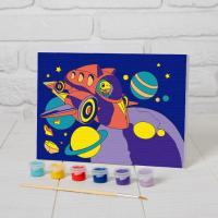 Набор для рисования светом Единороги