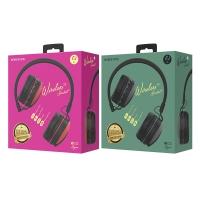 Беспроводные наушники Borofone Wireless Headset B03 с микрофоном