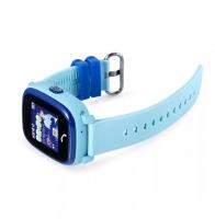 Smart baby watch Wonlex GW400S Голубые детские сенсорные часы