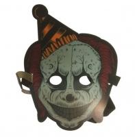 Светящаяся маска Клоун ОНО-2
