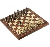 Уценка Игровой Набор 3в1 Шахматы Шашки Нарды, 29х29см, S3029
