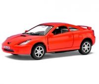 Машина металлическая Toyota Celica инерционная Kinsmart