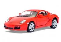 Машина металлическая Porsche Cayman S инерционная Kinsmart