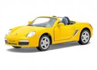 Машина металлическая Porsche Boxster S инерционная Kinsmart