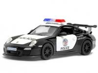 Машина металлическая Porsche 911 GT3 RS (Police) инерционная Kinsmart
