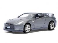 Машина металлическая Nissan GT-R R35 инерционная Kinsmart