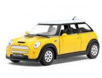 Машина металлическая Mini Cooper S инерционная Kinsmart
