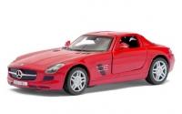 Машина металлическая Mercedes-Benz SLS AMG инерционная Kinsmart