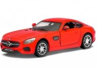 Машина металлическая Mercedes-AMG GT инерционная Kinsmart