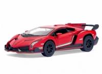 Машина металлическая Lamborghini Veneno инерционная Kinsmart