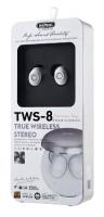 Беспроводные наушники Remax TWS-8 True Wireless Stereo BT5.0 White