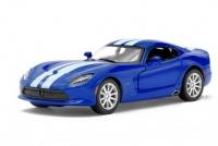 Машина металлическая SRT Viper GTS инерционная Kinsmart