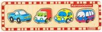 Пазлы для малышей Автомобили